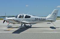 N848SR @ DED - At Deland Airport, Florida