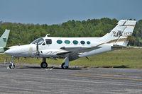 N414BR @ DED - At Deland Airport, Florida