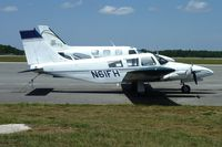 N61FH @ DED - At Deland Airport, Florida