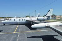 N805SM @ DED - At Deland Airport, Florida