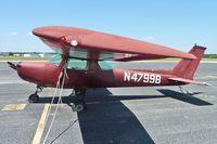 N4799B @ DED - At Deland Airport, Florida