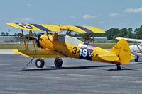 N54087 @ DED - At Deland Airport, Florida