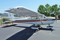 N5905E @ DED - At Deland Airport, Florida