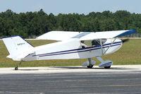 N422VH @ DED - At Deland Airport, Florida