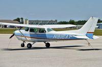 N916AT @ DED - At Deland Airport, Florida