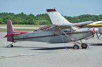 N312KC @ DED - At Deland Airport, Florida