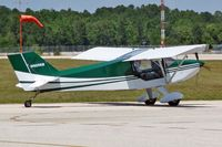 N905EB @ DED - At Deland Airport, Florida