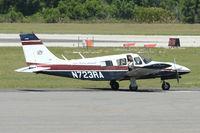 N723RA @ DED - At Deland Airport, Florida