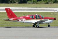 N91TB @ DED - At Deland Airport, Florida