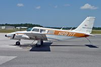N2871T @ DED - At Deland Airport, Florida