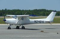 N24541 @ DED - At Deland Airport, Florida