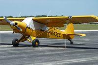 N143CC @ DED - At Deland Airport, Florida