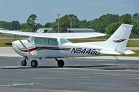 N6446D @ DED - At Deland Airport, Florida