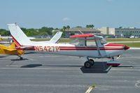 N5427P @ DED - At Deland Airport, Florida