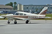 N5033S @ DED - At Deland Airport, Florida