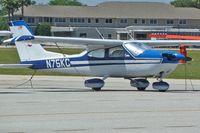 N75KC @ DED - At Deland Airport, Florida
