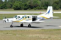 N221BN @ DED - At Deland Airport, Florida