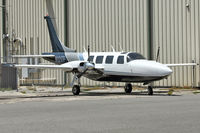N1217P @ DED - At Deland Airport, Florida - by Terry Fletcher