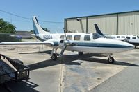 N290A @ DED - At Deland Airport, Florida
