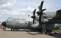 98-5307 @ LAL - WC-130J Hurricane Hunter