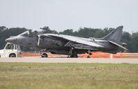 163876 @ LAL - AV-8 Harrier