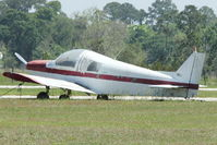N5J @ X50 - At Massey Ranch Airpark , Florida - by Terry Fletcher