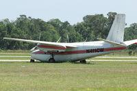 N411CW @ X50 - At Massey Ranch Airpark , Florida