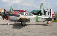164172 @ LAL - T-34C in retro Marine colors