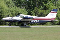 N722RA @ X50 - At Massey Ranch Airpark , Florida - by Terry Fletcher