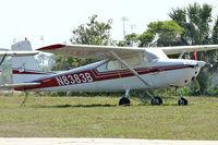 N8383B @ EVB - At New Smyrna Beach Airport