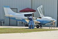 N320WJ @ EVB - At New Smyrna Beach Airport