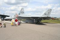166788 @ LAL - F/A-18E Super Hornet - by Florida Metal