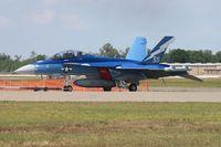 166899 @ LAL - EA-18G Growler retro colors