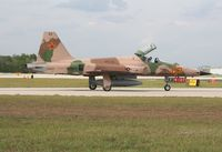 761578 @ LAL - F-5N Tiger II - by Florida Metal