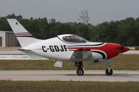 C-GDJF @ LAL - Venture Model 20 - by Florida Metal