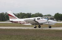C-GPTX @ LAL - PA-34 - by Florida Metal