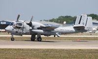 N10VD @ LAL - OV-1 Mohawk