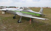 N13GL @ LAL - Bushby Mustang II