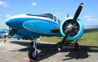 N14PW @ LAL - Single tail C-45