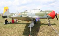 N19TN @ LAL - Nanchang CJ-6