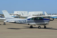 N5757J @ FTW - At Alliance Airport - Fort Worth, TX