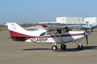N348BP @ AFW - At Alliance Airport - Fort Worth, TX