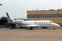 N700FA @ GKY - At Arliongton Municipal Airport