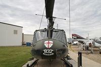 67-17832 @ KBMI - At the Prairie Aviation Museum - by Glenn E. Chatfield