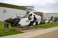 157771 @ KBMI - At the Prairie Aviation Museum - by Glenn E. Chatfield