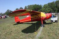 N33U @ LAL - Cessna 140