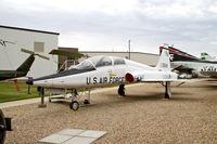 60-0549 @ KBMI - At the Prairie Aviation Museum - by Glenn E. Chatfield