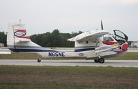 N65NE @ LAL - Stol UC-1 Twin Seabee