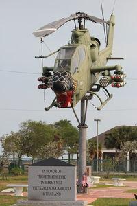 68-17023 - At Breyard Veterans Memorial Center Military Museum, Merritt Island, Florida