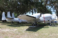 69-16998 @ TIX - At Valiant Air Command Air Museum, Space Coast Regional  Airport (North East Side), Titusville, Florida - by Terry Fletcher